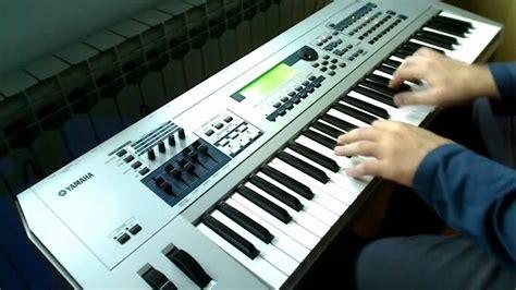 Keyboard Yamaha Mo6 yamaha mo6 demo