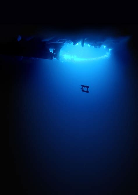Lighting News by Underwater Robot Maps Polar In 3 D Popular Science