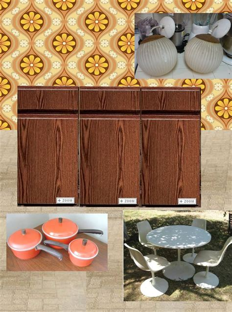70 s kitchen kitchen cabinets for a late 60s to 70s kitchen retro