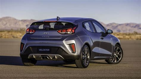 hyundai pick up still happening but not before 2020 2019 hyundai veloster gets a racy redesign