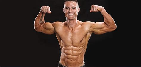 Gregory Ripped gregory s two step plan to granite abs