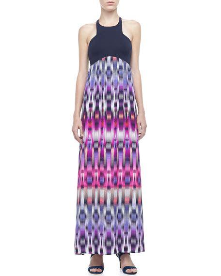 Nia Maxy Dress trixie nia printed maxi dress