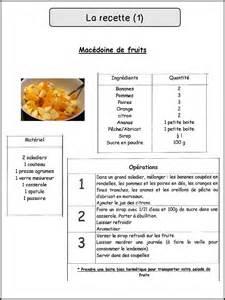 la fiche technique en cuisine fiche technique recette cuisine ohhkitchen com