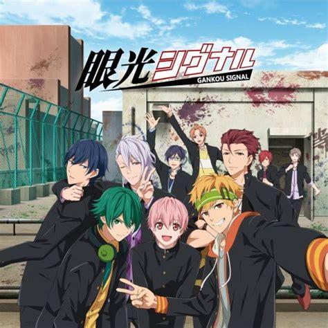 anime harem 2017 best reverse harem anime of 2017 list best recommendations