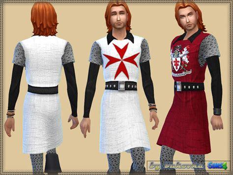 sims 4 halloween costumes bukovka s knight costume