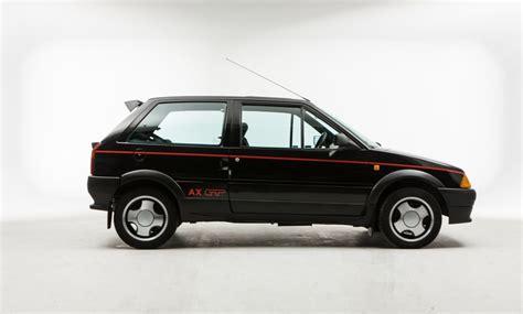 Citroen Ax Gt the citroen ax gt tcr legends thecarsreport car news