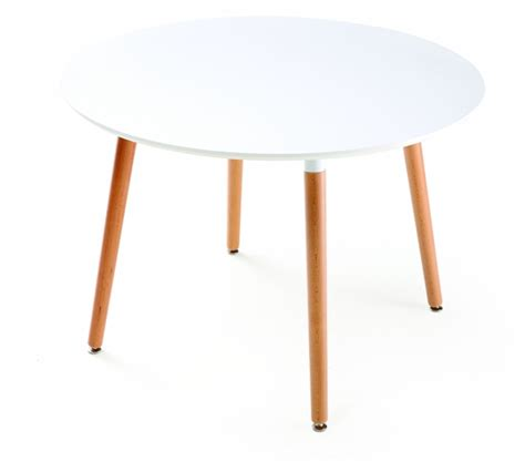 Table Scandinave Ronde by Table Ronde Hetre Clasf
