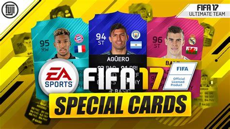 fifa 11 ultimate team card template fifa 17 every fut special card card design fifa