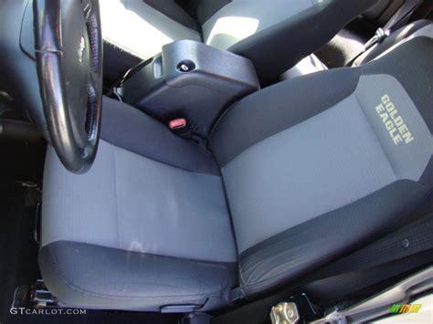 jeep golden eagle interior 2006 jeep wrangler sport 4x4 golden eagle interior color