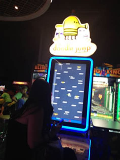 doodle jump arcade dave and busters summer of digital
