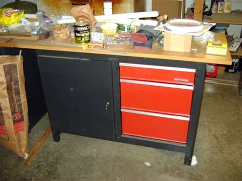 Craftsman Workbench With 3 Drawers BEST HOUSE DESIGN