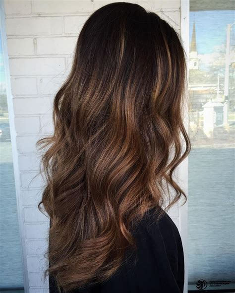 does ombre work with medium layered hair length best 25 brown layered hair ideas on pinterest layered