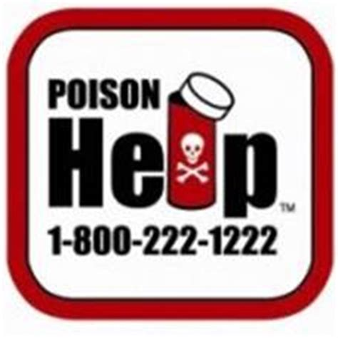 Barc Detox Phone Number by Nceh Works With Poison Centers Blogs Cdc