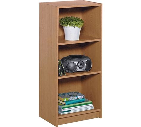 small extra deep bookcase buy home maine half width small extra deep bookcase oak