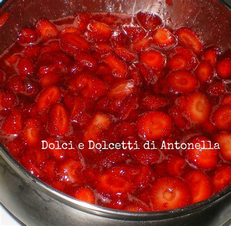marmellata di fragole fatta in casa marmellata di fragole fatta in casa dolci e dolcetti di