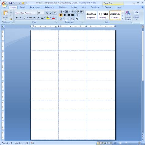Table Template Word best photos of ms word table templates microsoft word