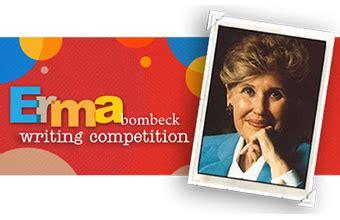 Erma Bombeck Essays by Bombeck Writing Competition Of Dayton Ohio