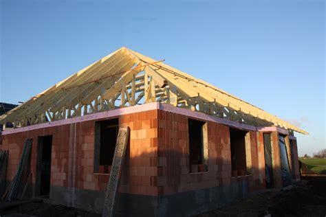 walmdach ausbauen dachstuhl walmdach unser hausbau