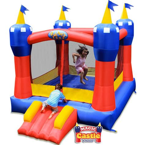 baby bounce house blast zone magic castle bounce house giveaway 5 winners it s gravy baby