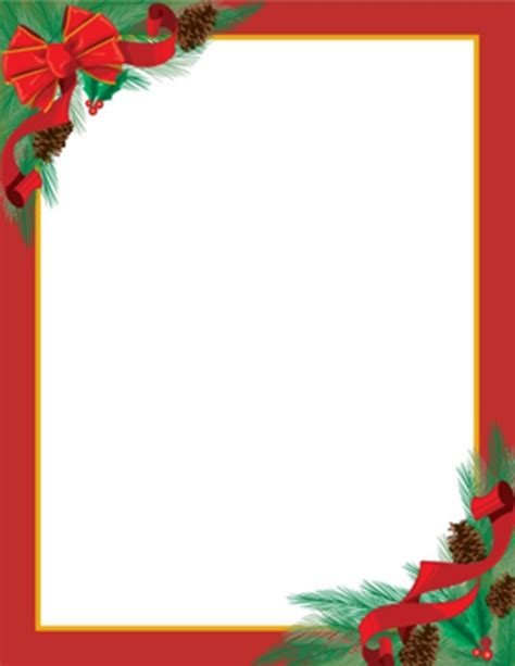 images of christmas letterhead christmas stationery free printable search results