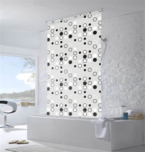 waterproof roller blind for bathroom water resistant roller blinds in bathroom water