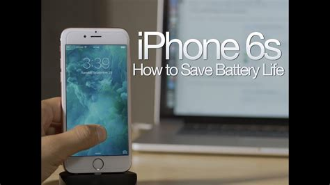 tips  save battery life   iphone  youtube