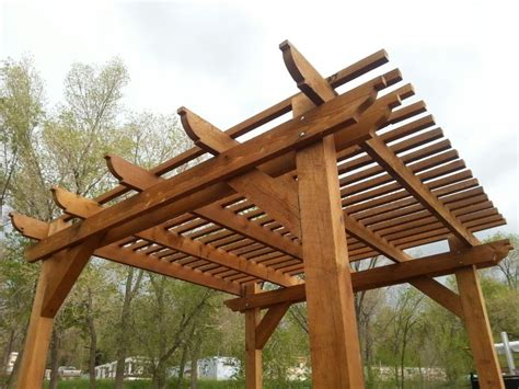 pergola design ideas douglas fir pergola most popular