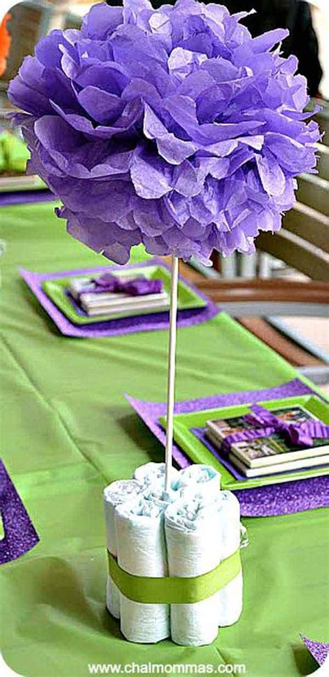 22 cute low cost diy decorating ideas for baby shower 22 insanely cretive low cost diy decorating ideas for your