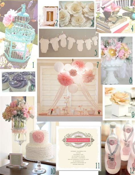 cute themes for a baby girl cute baby shower themes for a girl archives baby shower diy