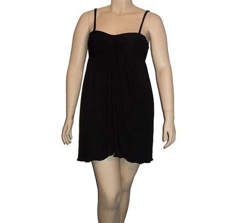 Handmade Plus Size Clothing - the kobieta baby doll nightie kobieta clothing company