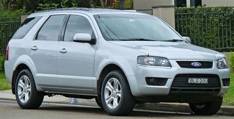 ford tx ford territory