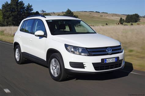 volkswagen suv 2012 2012 volkswagen tiguan facelift announced photos 1 of 14