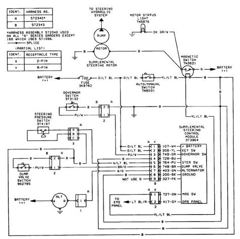 supplementary section electrical schematic tm 5 3805 261 20 1227