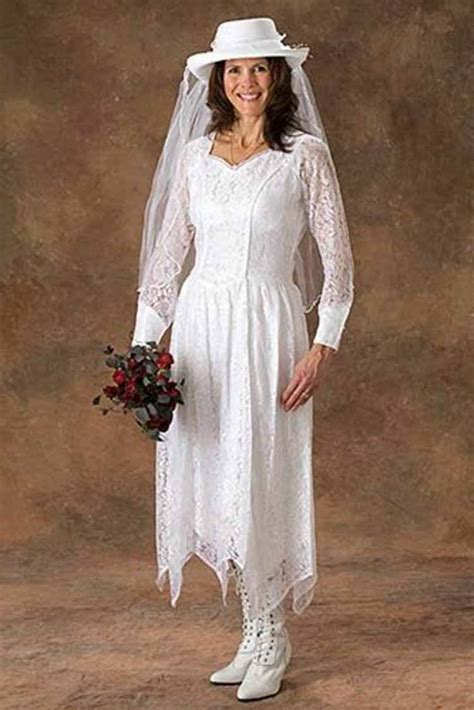 western style wedding dresses pictures ideas guide