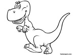 trex coloring page t rex coloring page az coloring pages