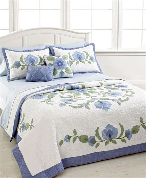 nostalgia home bedding brenda quilt collection quilts
