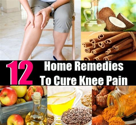 top 12 amazing home remedies to cure knee diy home