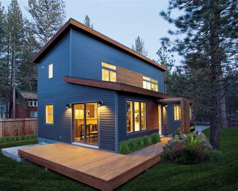 ecokit s modular prefab cabins are sustainable and arrive 8 prefab homes that blend creativity and sustainability