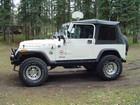 Build Jeep My Yj Build Quot Christine Quot Jeeps Canada Jeep Forums