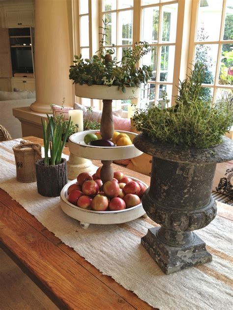 kitchen table centerpiece ideas for everyday design