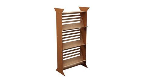three tier magazine rack magazine racks makecnc