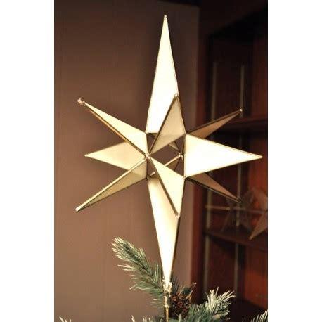 moravian star christmas tree topper princess decor