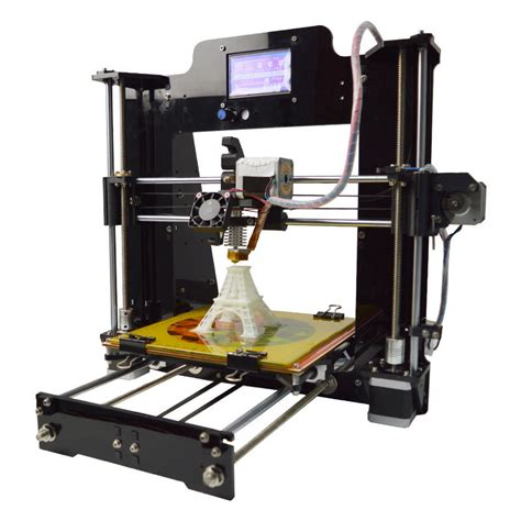 prusa i3 diy 3d printer diy kit reprap mendel prusa i3 309 00 rp3d