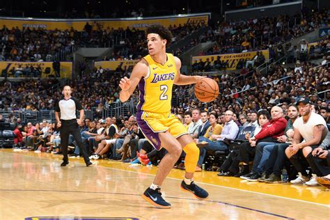 Tahoo Mba by When Do You Draft Lonzo In Basketball
