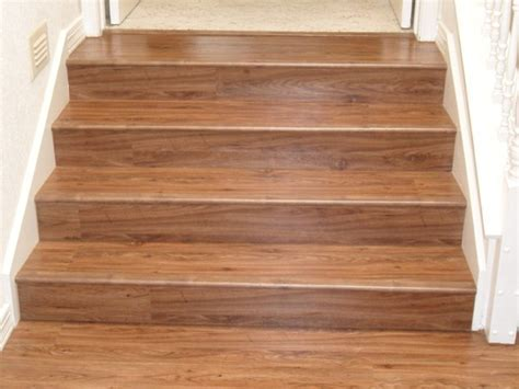 Hybrid (LVT) Stairs   Traditional   Staircase