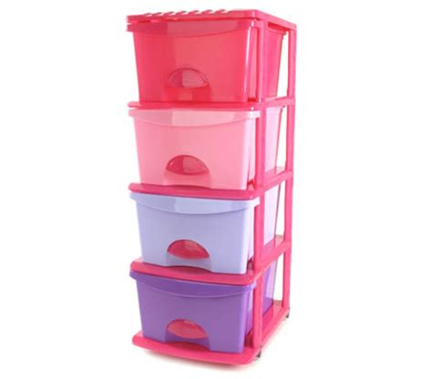 plastic pull out drawer organizer drawers 4 plastic slide shelves crazysales au