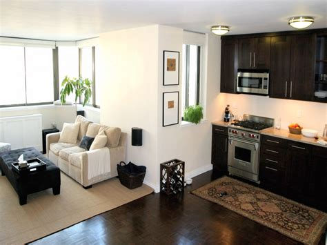 open layout apartment design open kitchen to living room for small apartments living room