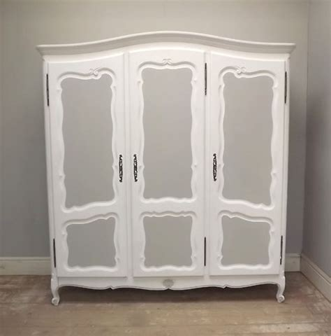 french armoires uk if2980 3 door french provencal style armoire