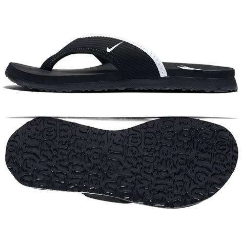 nike sandals white nike wmns celso plus 310896 014 black white s