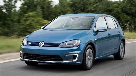 Vw E Golf 2019 by 2019 Volkswagen E Golf Release Date